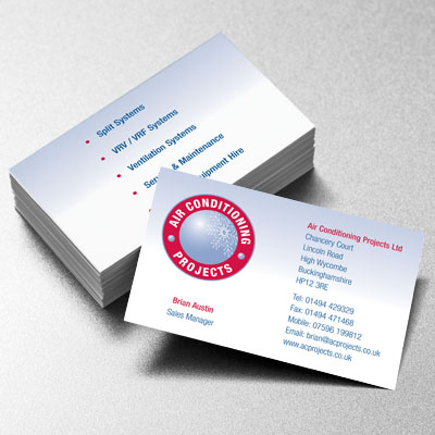 Branding Design ACP Businesscard