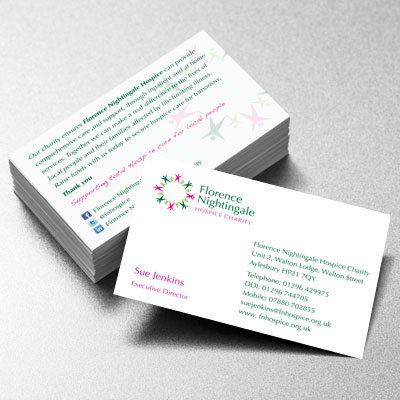 Branding Design FNHC Businesscard