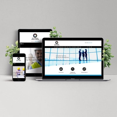 Key Terrain Group Website Design Development Holly Small Design